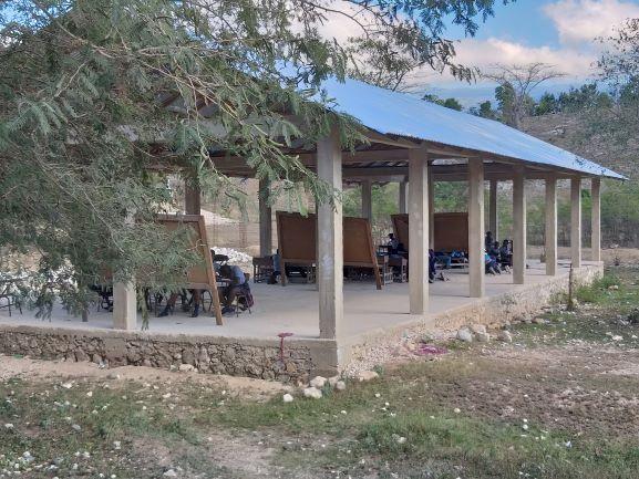 Ecole Nationale de Grand-Pont, Anse à Pitre, Sud-est, Haiti